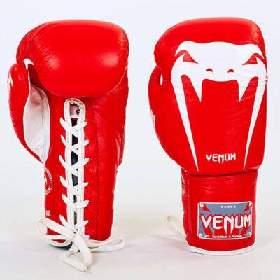 Боксерские перчатки VENUM Giant Boxing (8;10;12;14;16 un)